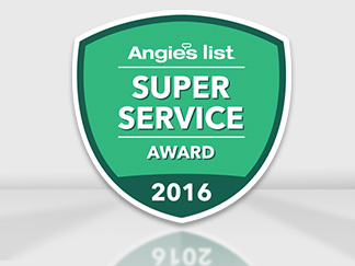 Picture of Angie's List Super Service Award, Received by Sir Grout Houston