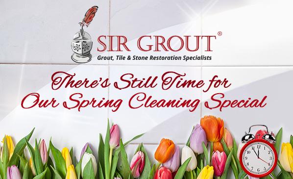 Sir Grout Houston Logo