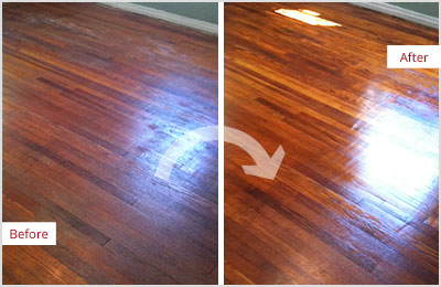 Sir Grout Houston Wood Refinishing Sand Free