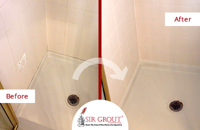 Beautiful Grout Sealing Job Revitalizes Customer's Shower in Sugar Land