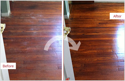 Sir Grout Houston Deep Wood Cleaning